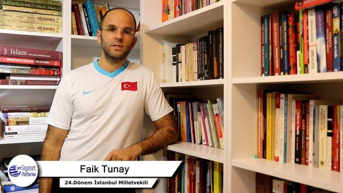 Faik Tunay Milli Takım Formalı