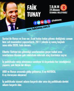 Faik Tunay Suriye